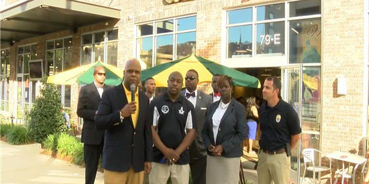 Leaders speak out after altercation in downtown Montgomery goes viral