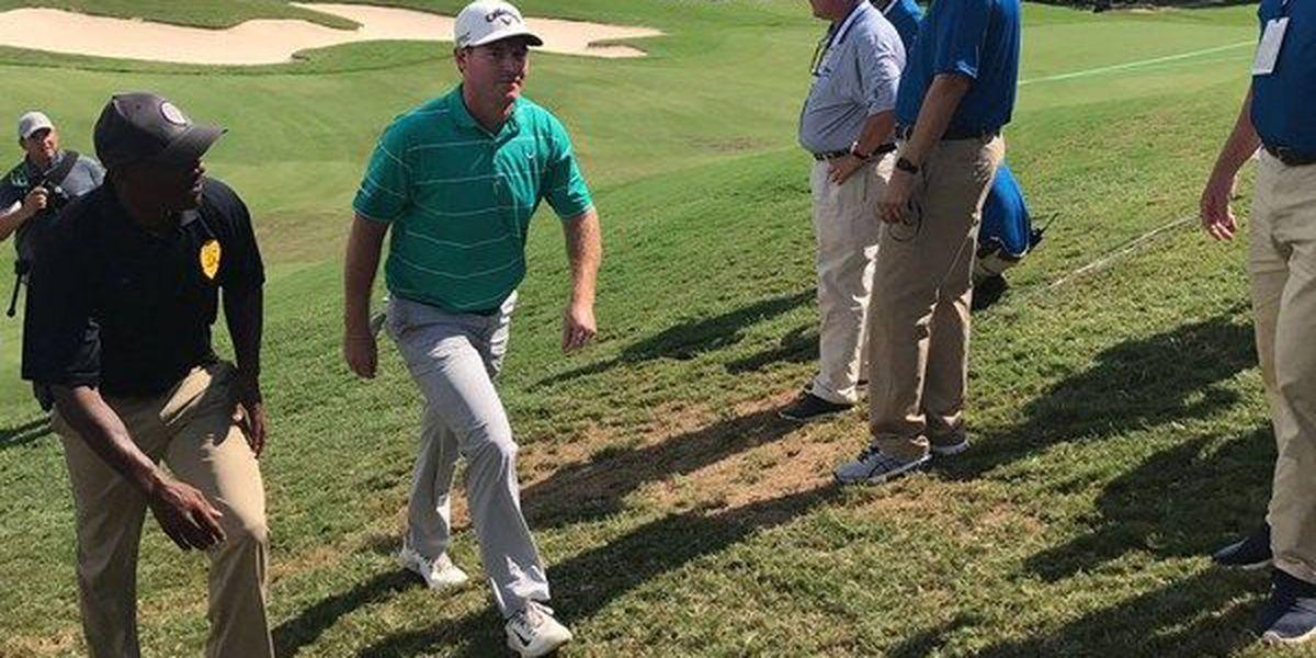Grayson Murray wins Barbasol Championship for first PGA Tour win