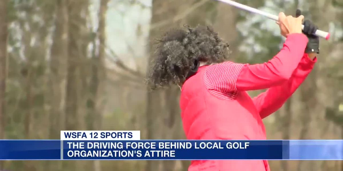 The driving force behind local golf organization's attire