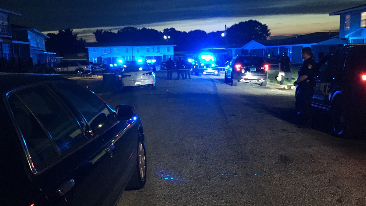 4 suspects detained after fatal shooting in Montgomery