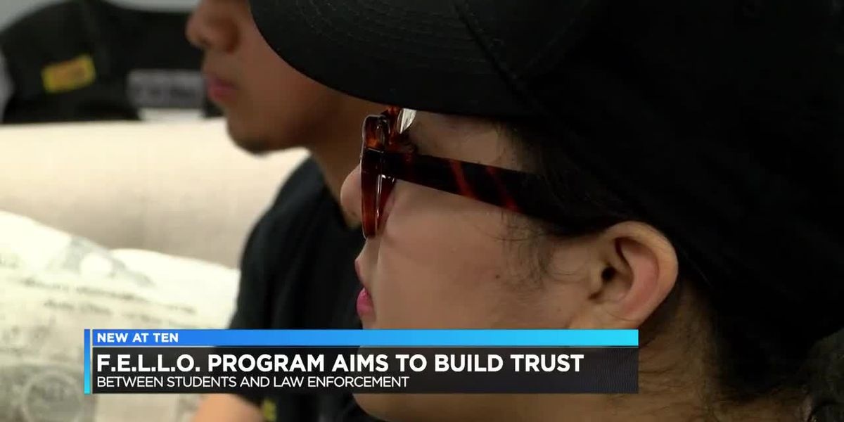 F.E.L.L.O. Program aims to build trust between students, police