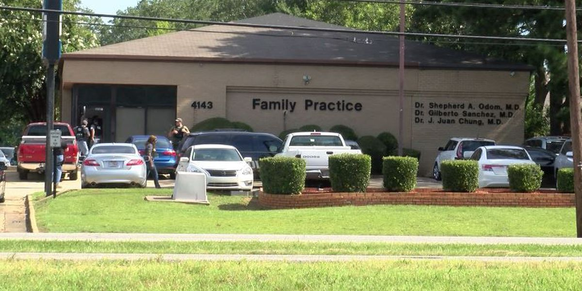 Third doctor charged in Montgomery pill mill prosecution