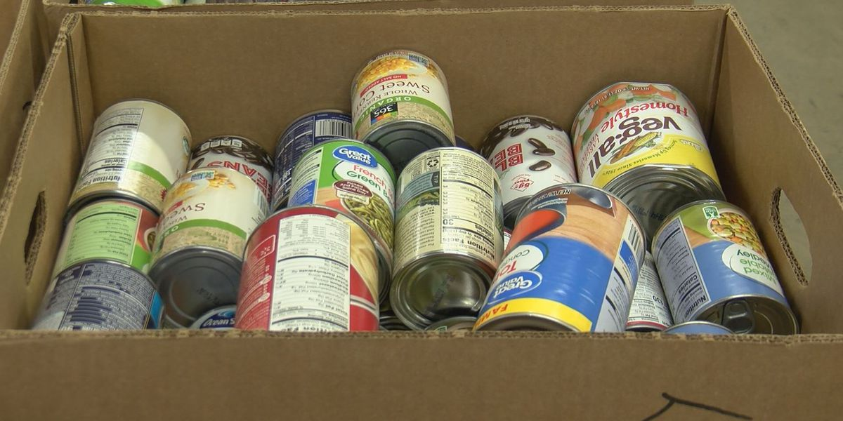 Group to hold canned food drive to benefit nonprofit