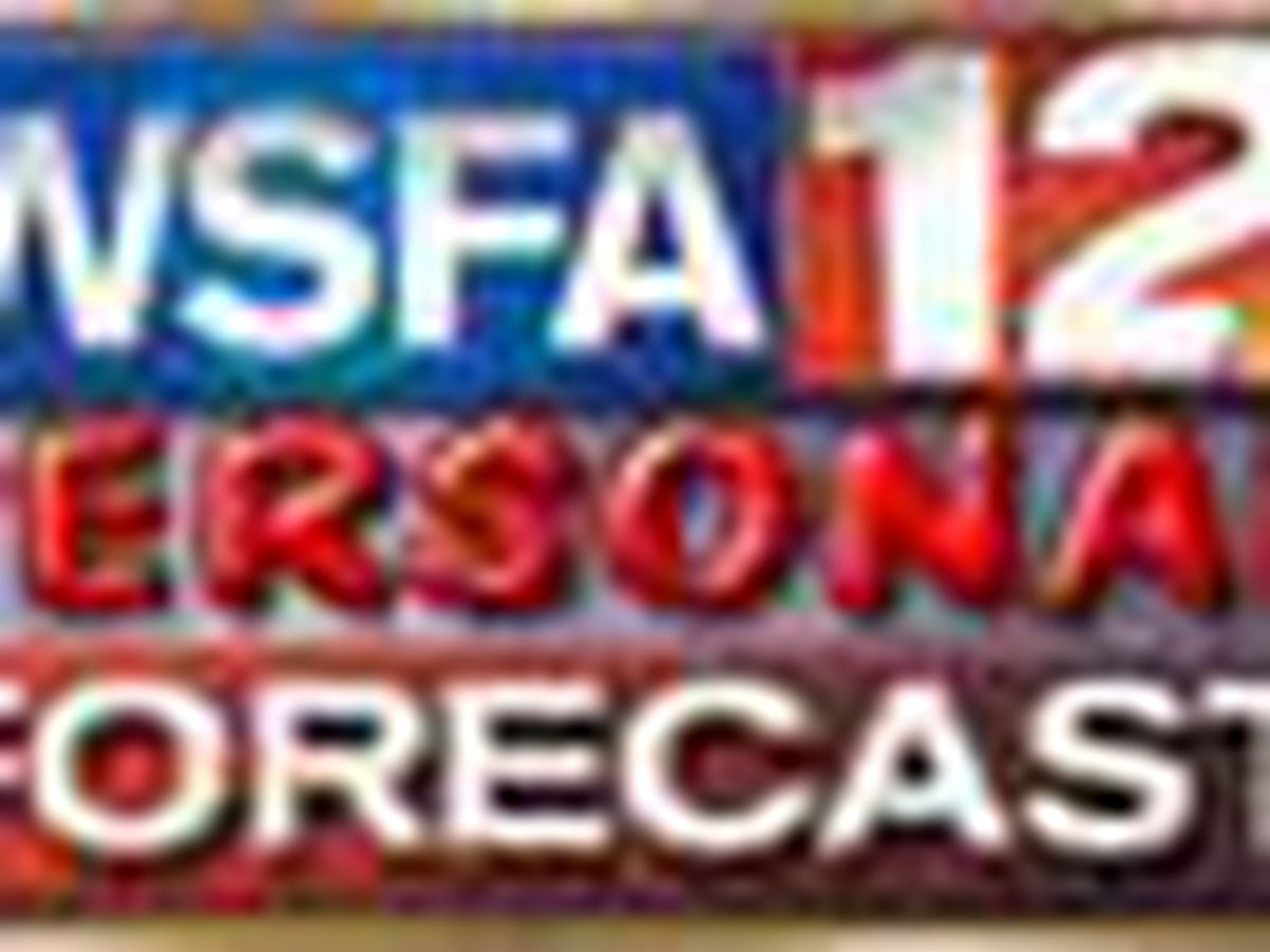 Sign Up for Your Free Personal Forecast