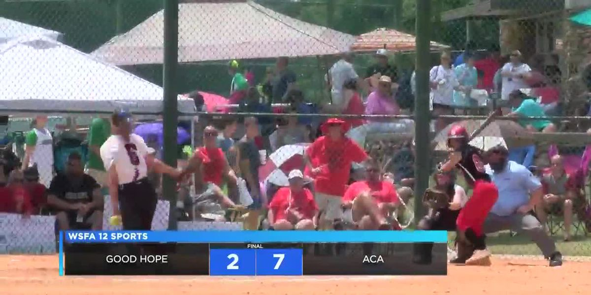 ACA opens Class 4A softball tournament with win