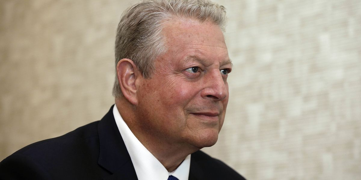 Former VP Al Gore set for visit to Alabama