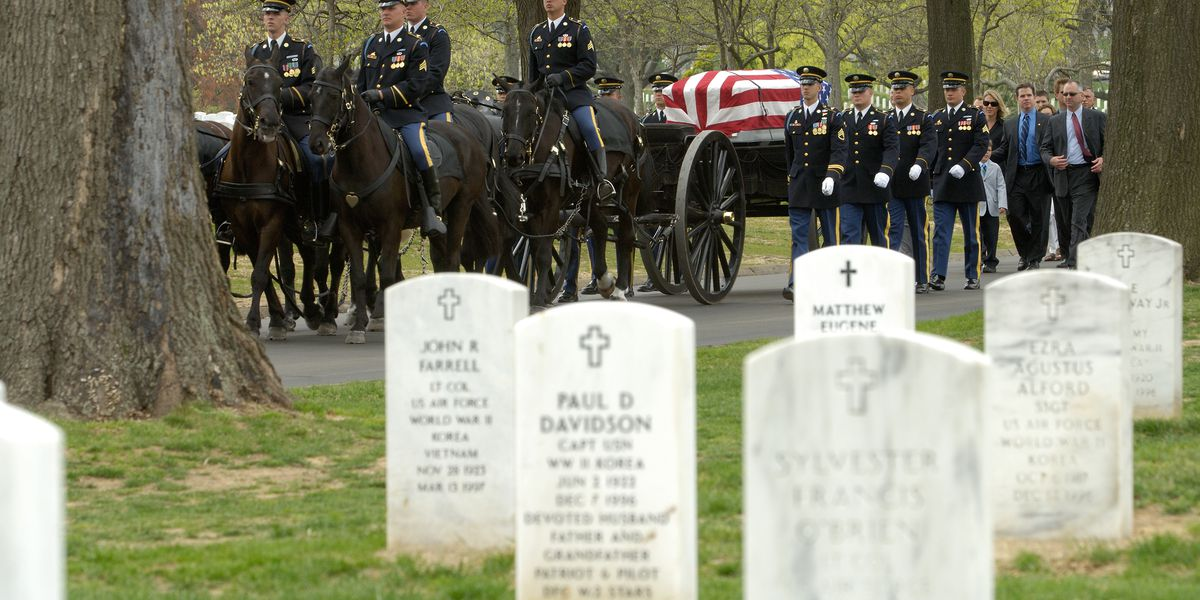 3 Marines killed in Vietnam War to be buried at Arlington