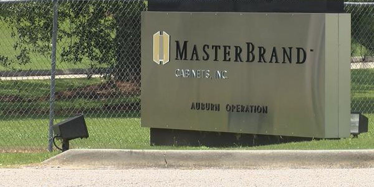 Auburn to hold job fair for former MasterBrand workers