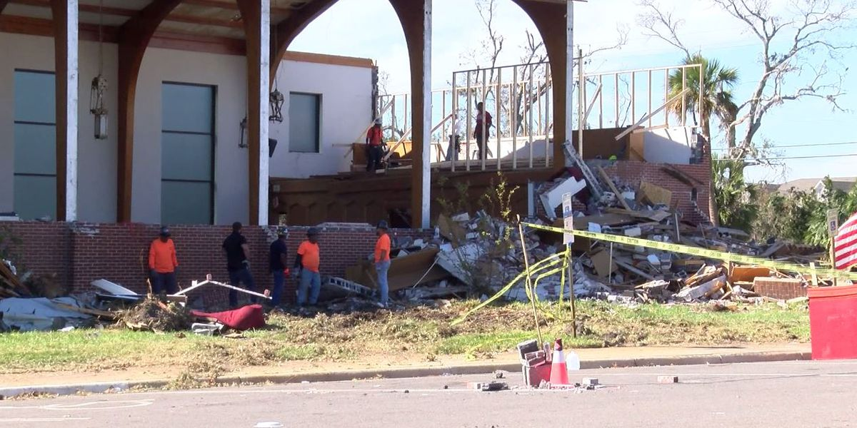Despite lower donations, recovery efforts continue in Panama City