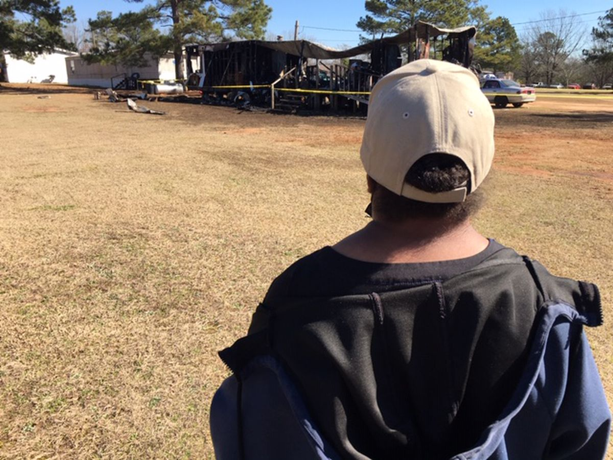 Woman loses son, father in Elmore County house fire