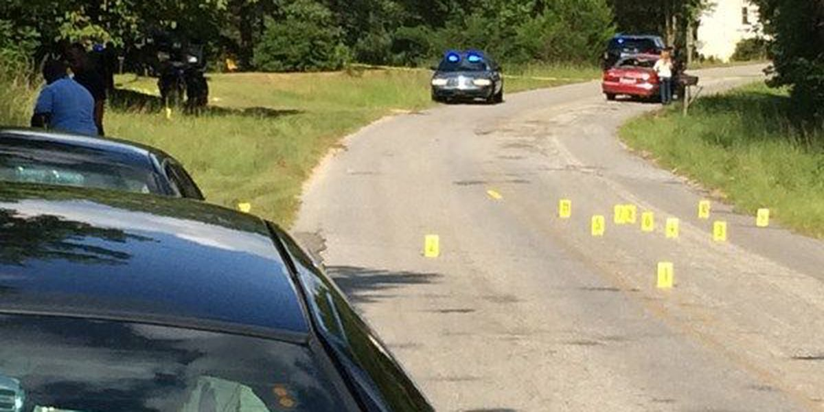 Macon County sheriff apprehends armed shooting suspect
