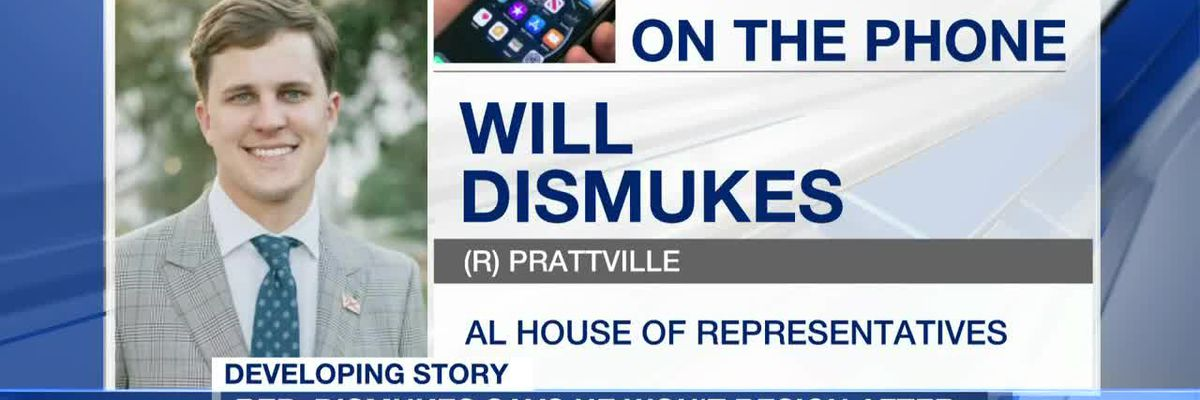 State Rep. Will Dismukes called on to resign