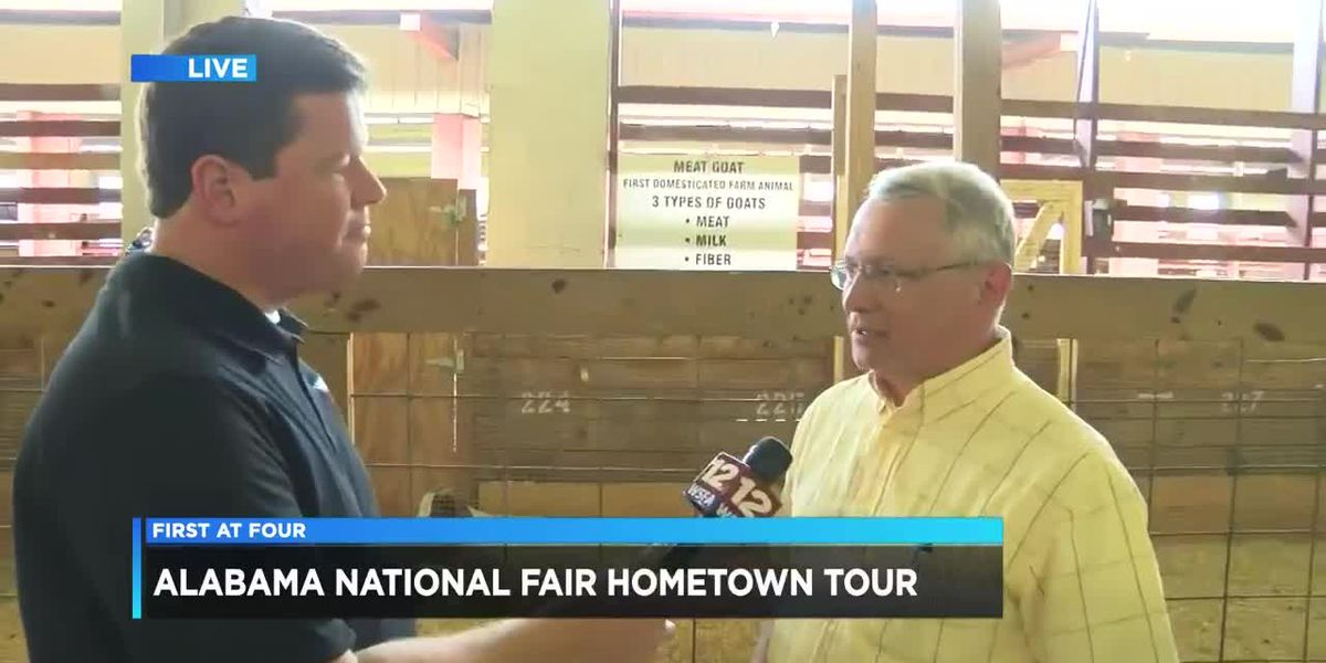 Hometown Tour: Dr. Tony Frazier, State Vet. Department of Ag