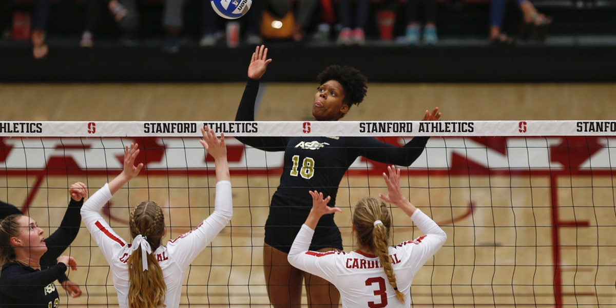 Former ASU volleyball captain named SWAC Woman of the Year