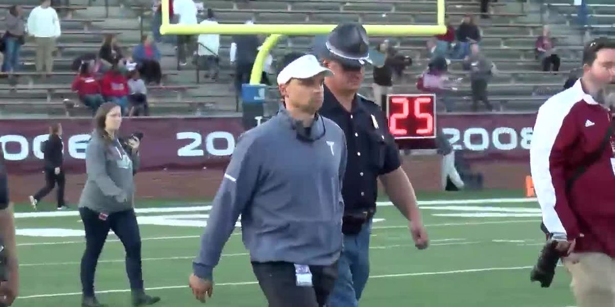 Troy fans react to reports of Neal Brown leaving for West Virginia
