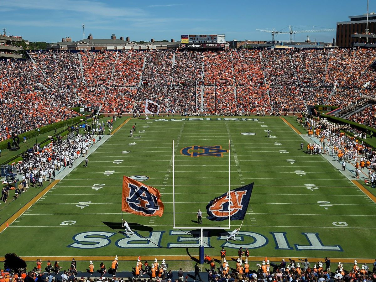 "Auburn President: ""We're gonna have football this fall."" Will they?"