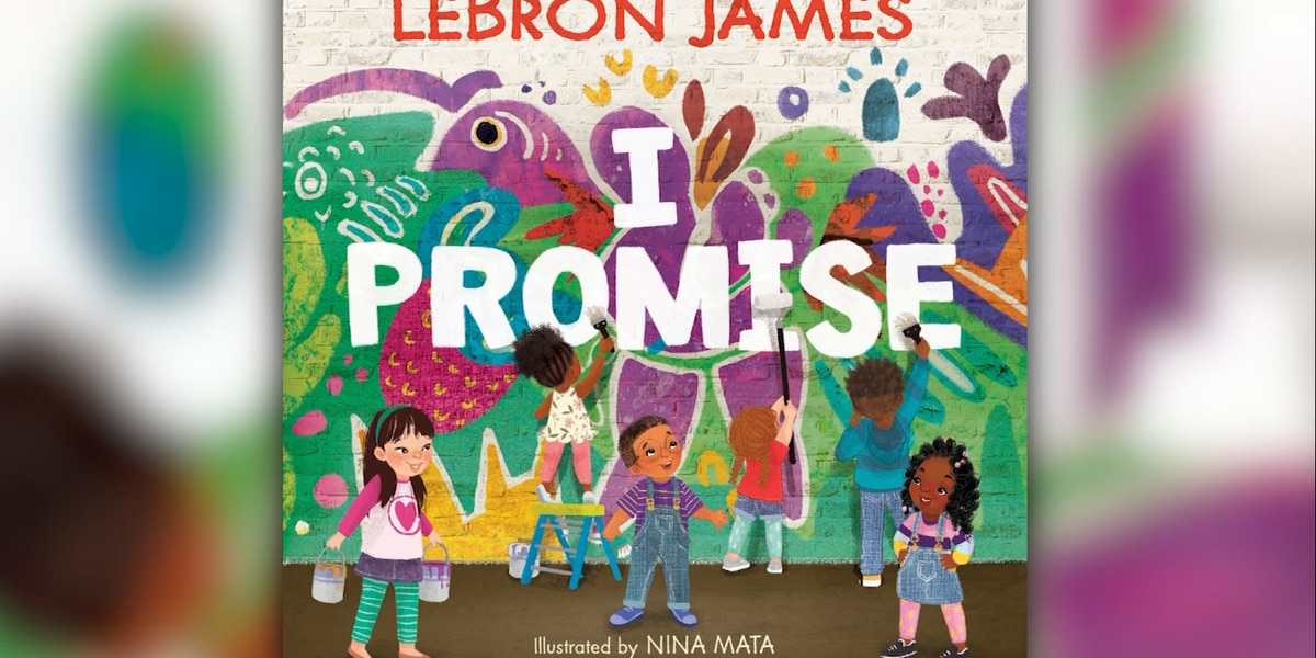 LeBron James will release children's book in August