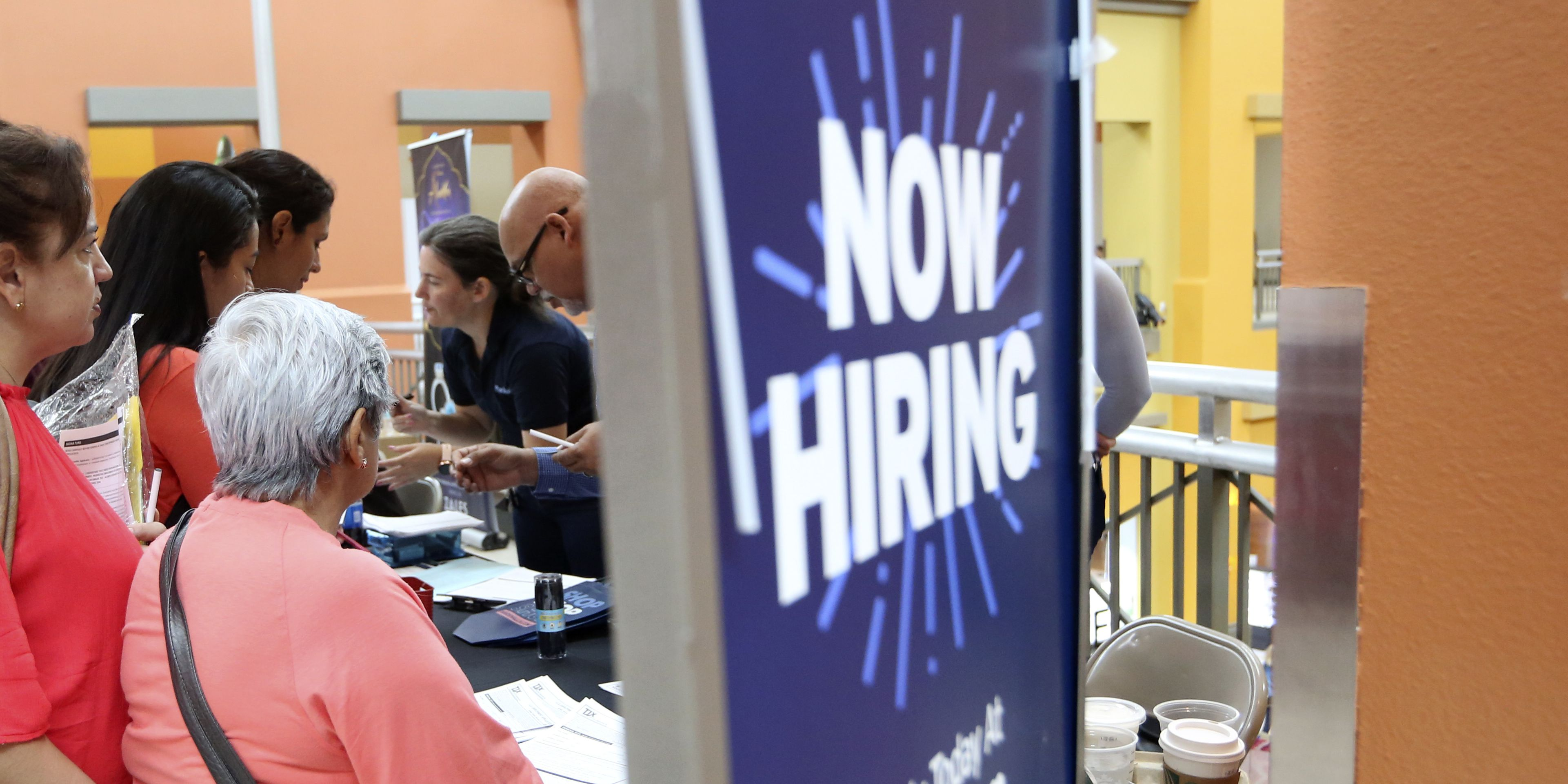 US unemployment rate hits a 50-year low even as hiring slows