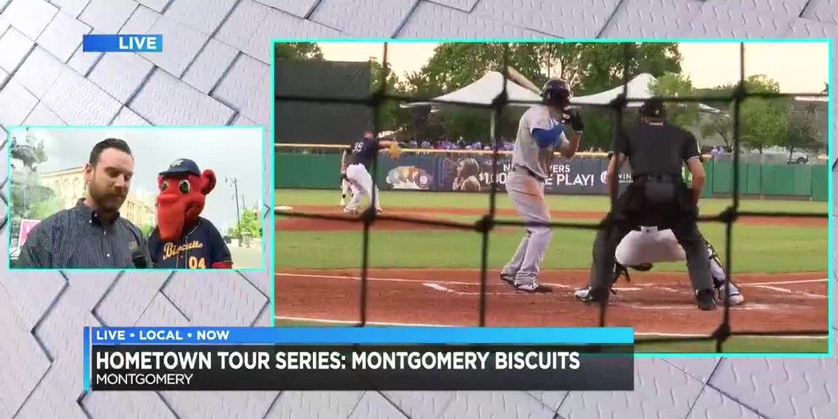Hometown Tour Series: Montgomery Biscuits