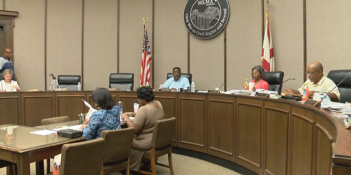 Special-called city council meeting in Selma