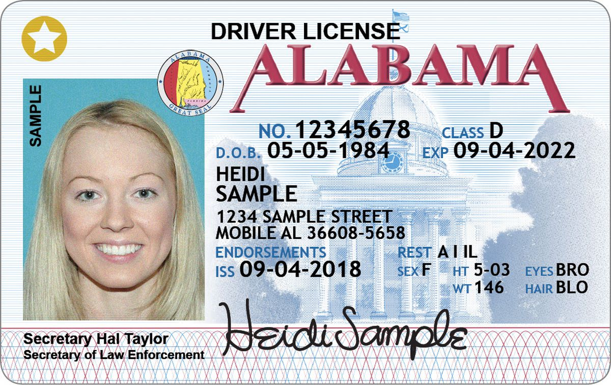 renewing your drivers license in alabama