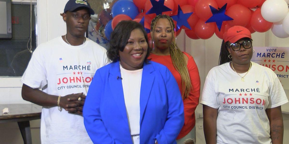Marche Johnson wins Montgomery City Council District 3 seat