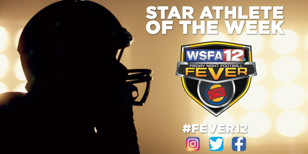 Vote for Fever Star Athlete of the Week