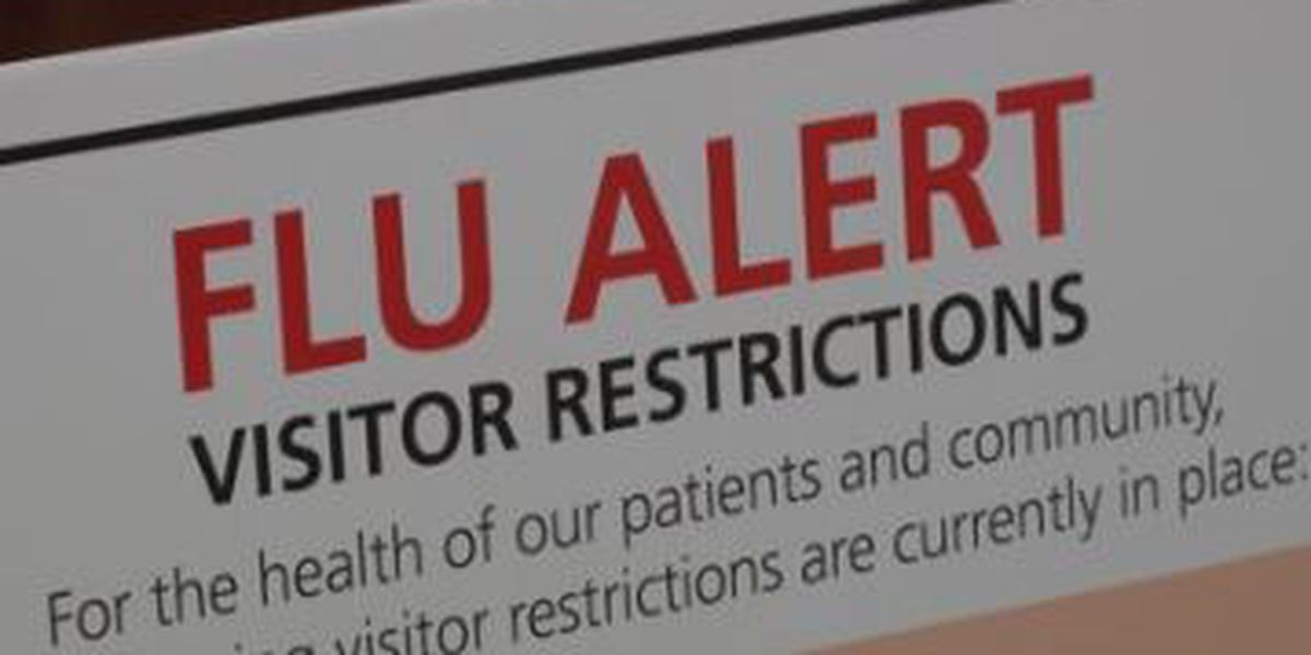 High flu activity leads EAMC to restrict visitation