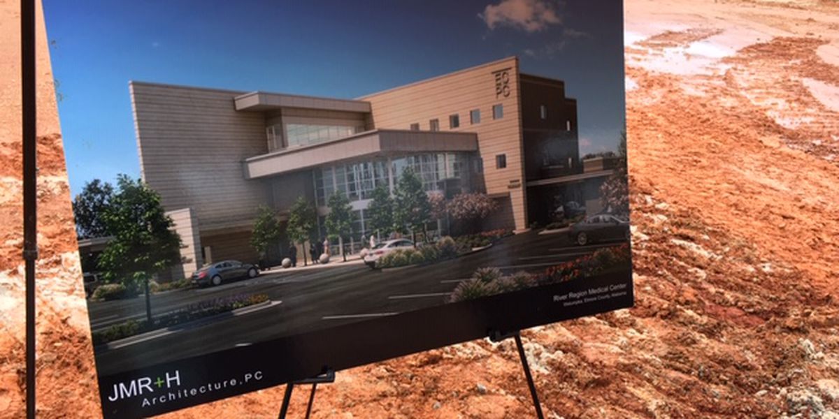 River Region Medical Center coming to Wetumpka