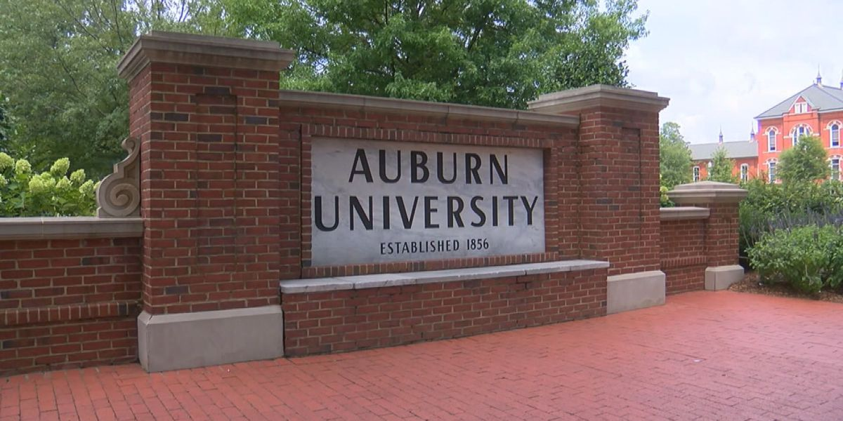 Auburn University temporarily suspends COVID-19 vaccinations due to supply