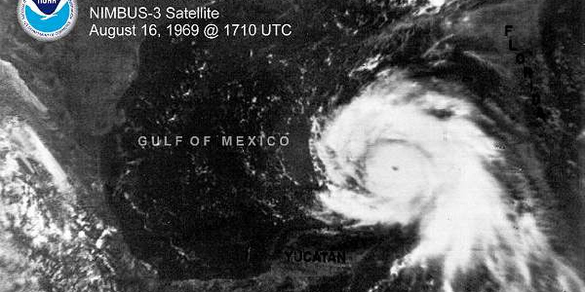51 years ago: Hurricane Camille ravages MS, AL