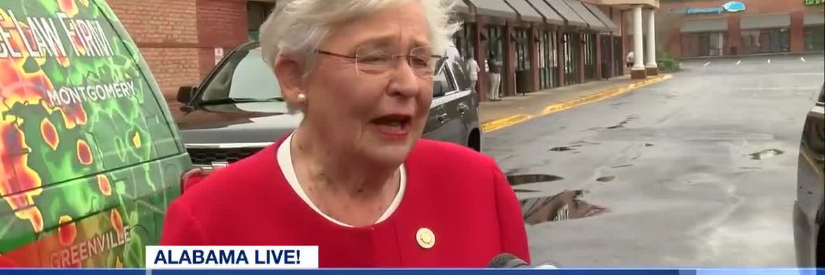 Gov. Ivey donates to 12's Day of Giving