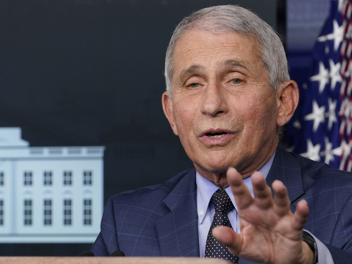 Fauci apologizes for suggesting UK rushed vaccine decision