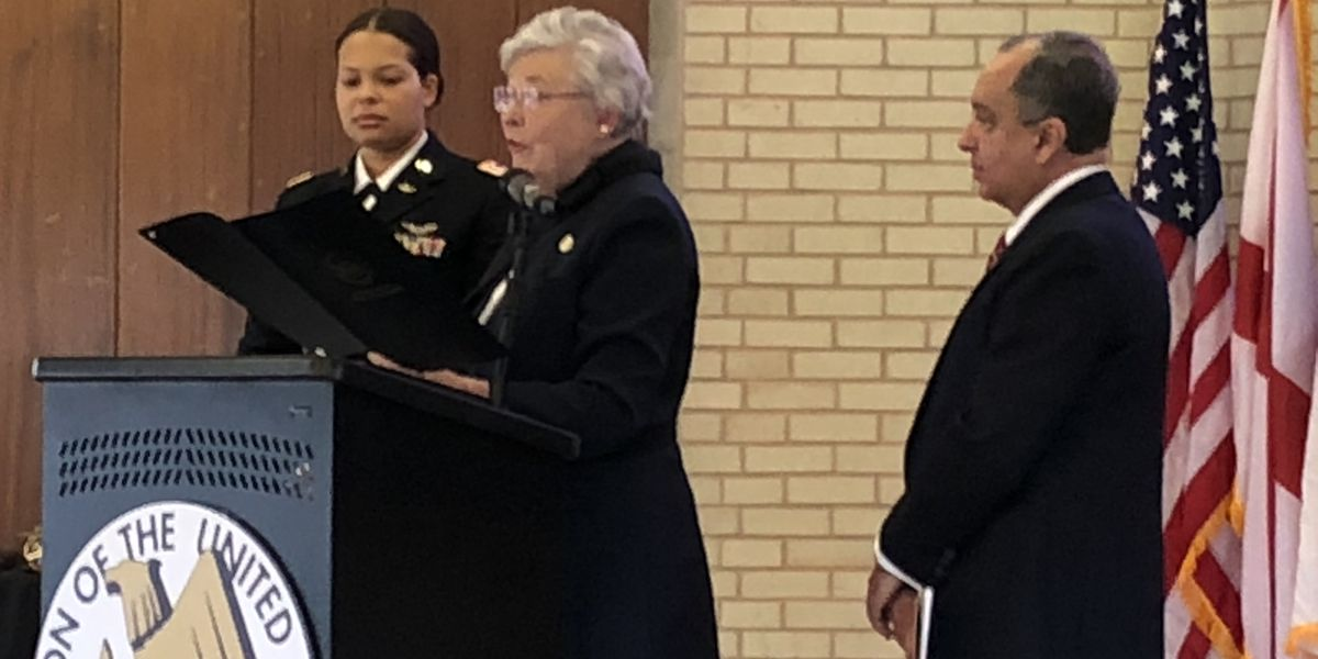 First black female helicopter pilot in Alabama National Guard awarded a new honor