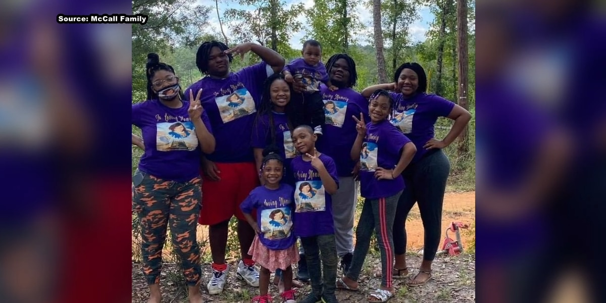 Birmingham woman raising 12 children after her sister unexpectedly died from COVID-19