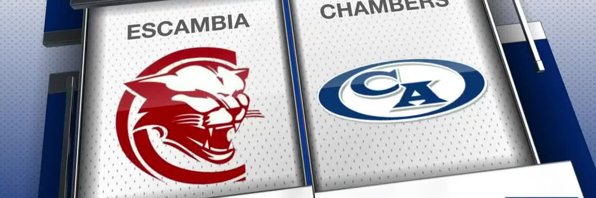 Third round of playoffs: Escambia Academy vs. Chambers Academy
