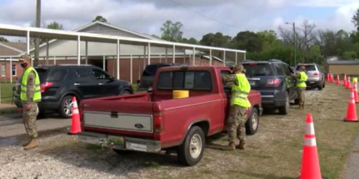 COVID-19 mobile vaccination clinics continue in rural Alabama