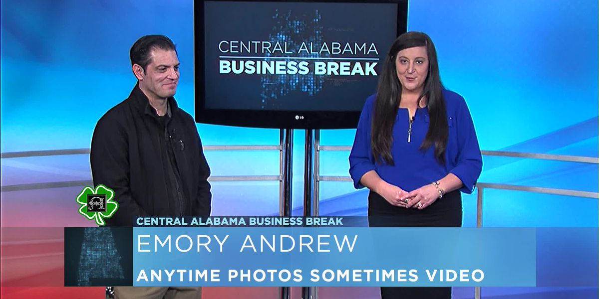 Central Alabama Business Break- Anytime Photos Sometimes Video