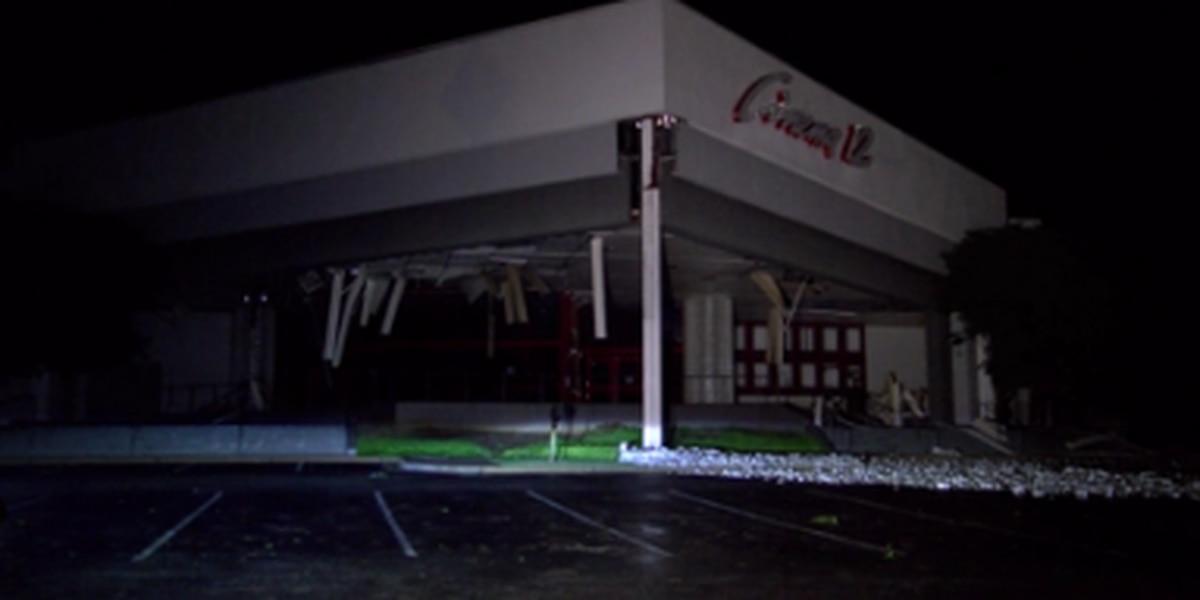NWS confirms EF-1 tornado hit Prattville Tuesday