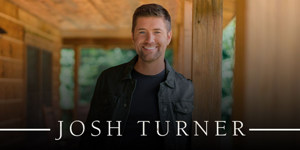 Country, gospel singer Josh Turner to perform in Montgomery