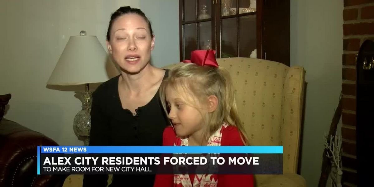 Alex City residents forced out of homes because of city hall move
