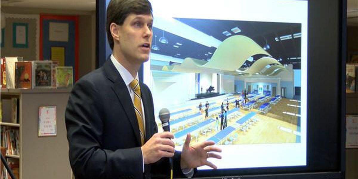 Saint James School announces campus construction project