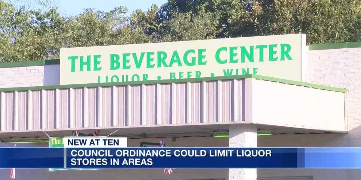 City ordinance could limit liquor stores in Montgomery