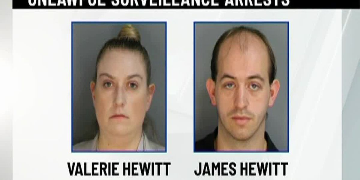 Police say NY couple recorded women using restrooms