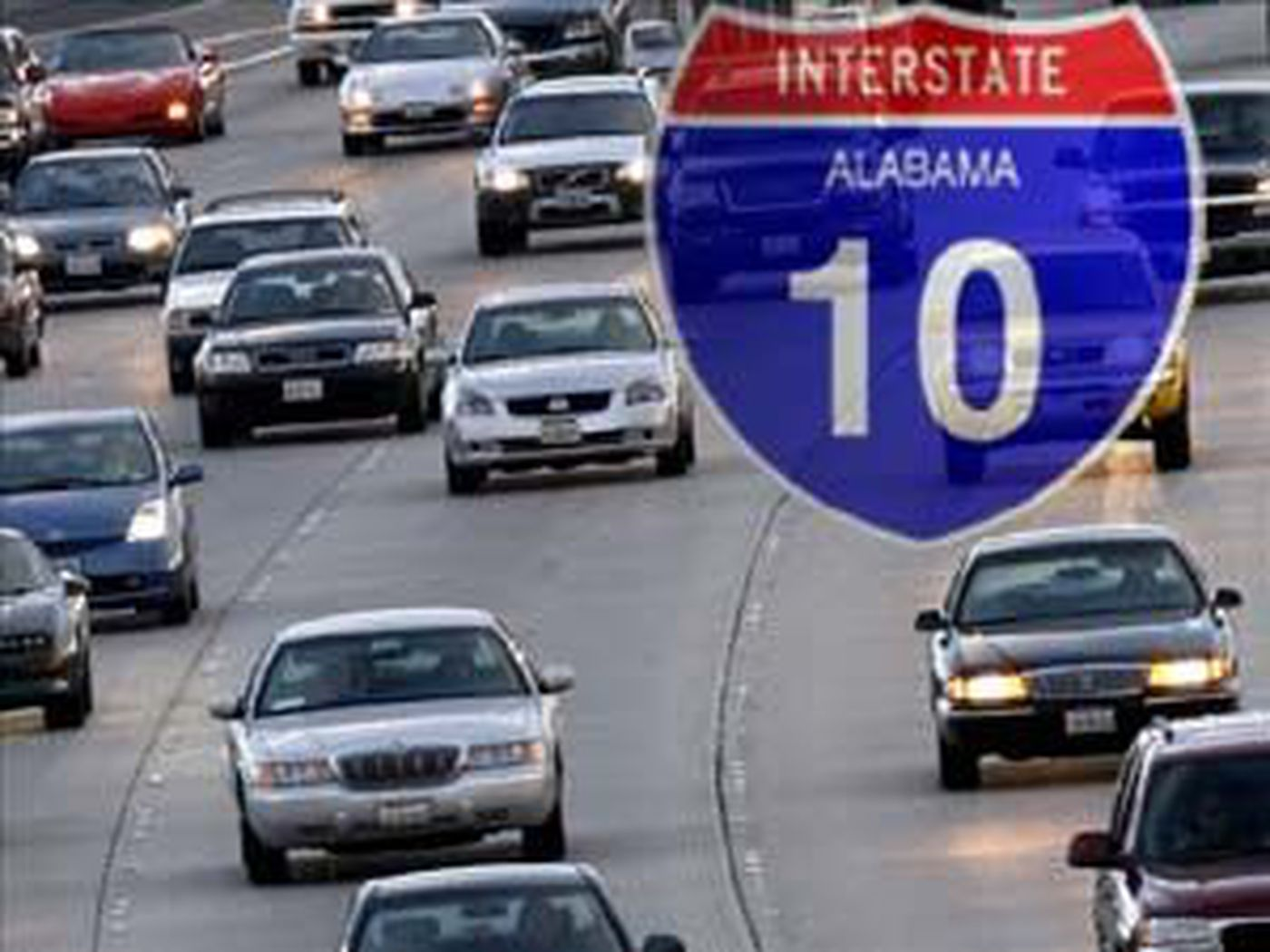 Ramps from I-10 East to I-10 West to be closed