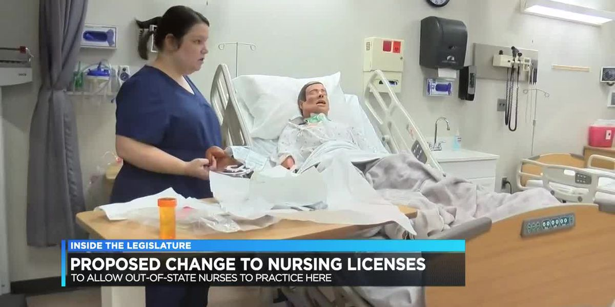 New bill could help ease Alabama's nursing shortage