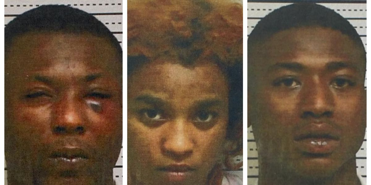 3 arrested in Eufaula after search warrant executed; meth, cocaine, marijuana seized