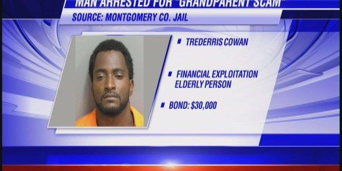 Pike Road man accused of scamming elderly woman out of thousands