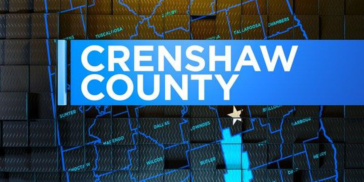 Suspect in several Crenshaw County church break-ins captured