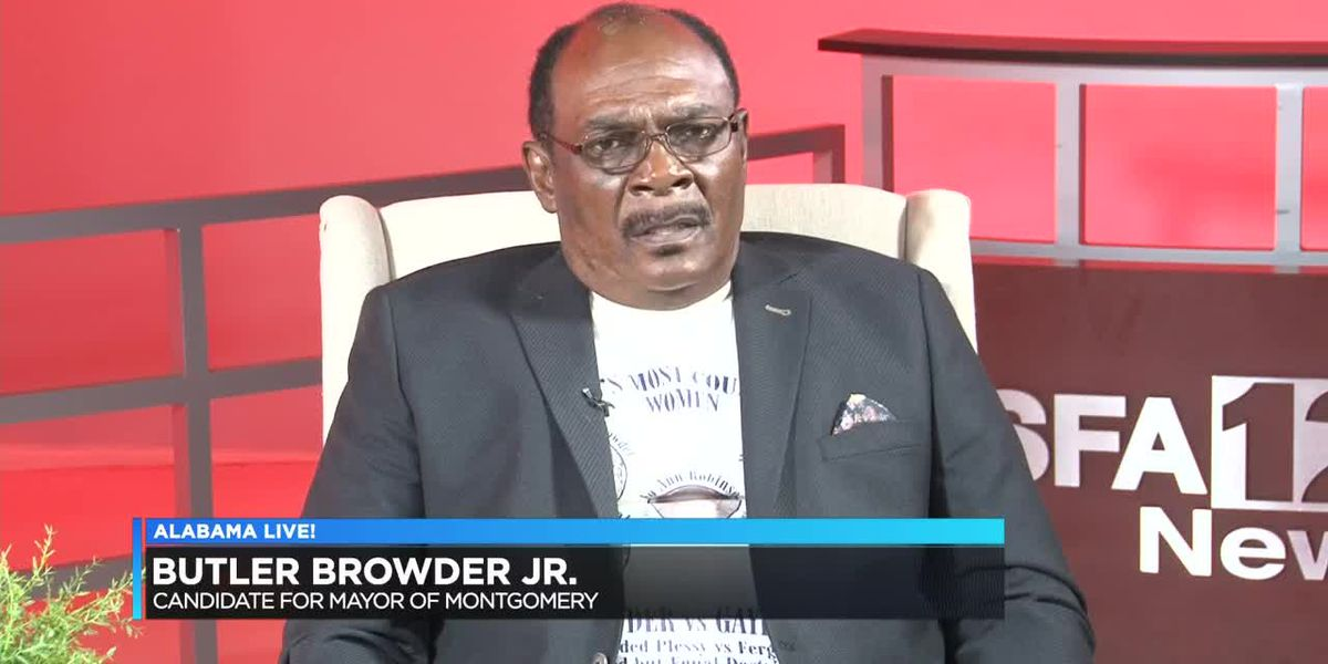 Montgomery Mayoral Candidate: Butler Browder Jr.